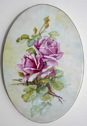 Technique De Peinture Sur Porcelaine